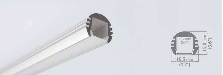 Aluminum LED Profile/Aluminum LED Light/Aluminum Extruded Profile