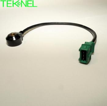 Sensor cable for automotive industry with 3 pin connector