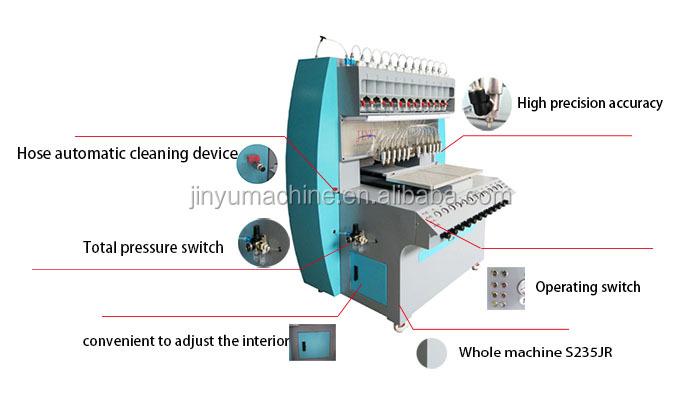 mobile phone case machine