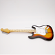 Miniature Wooden guitar & home decoration gift music theme fender stratocaster