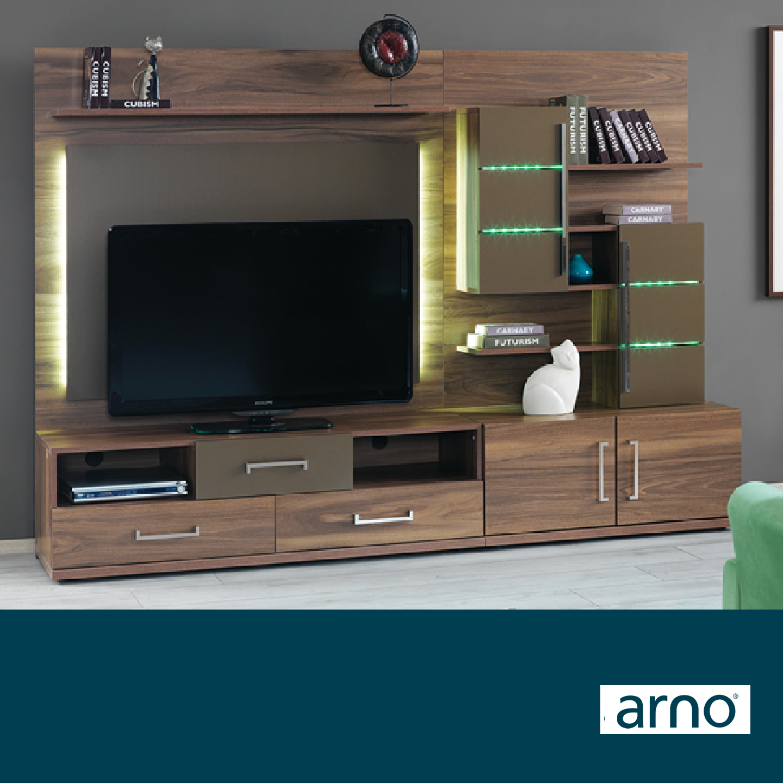 Modern led TV Stand for Living Room Furniture Designs