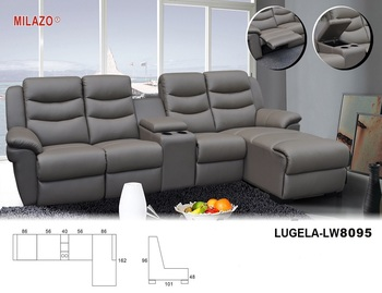 Tremendous Modern Recliner Leather Sofa Buy Comfortable Leather Sofa New Contemporary Design Sofa Cup Holder And Storage Leather Sofa Product On Alibaba Com Pabps2019 Chair Design Images Pabps2019Com