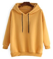 Custom printed Wholesale fleece one side brush Men's Hoodie