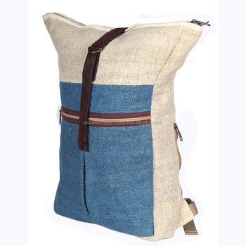 Fashionable Hemp Endeavor Essential Backpack - Day-pack for Travel Outdoor Rucksack -