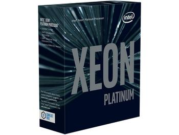 Intel Xeon Scalable Platinum 8180 SkyLake 28-Core 2.5 GHz (3.8 GHz Turbo) LGA 3647 205W BX806738180 Server Processor