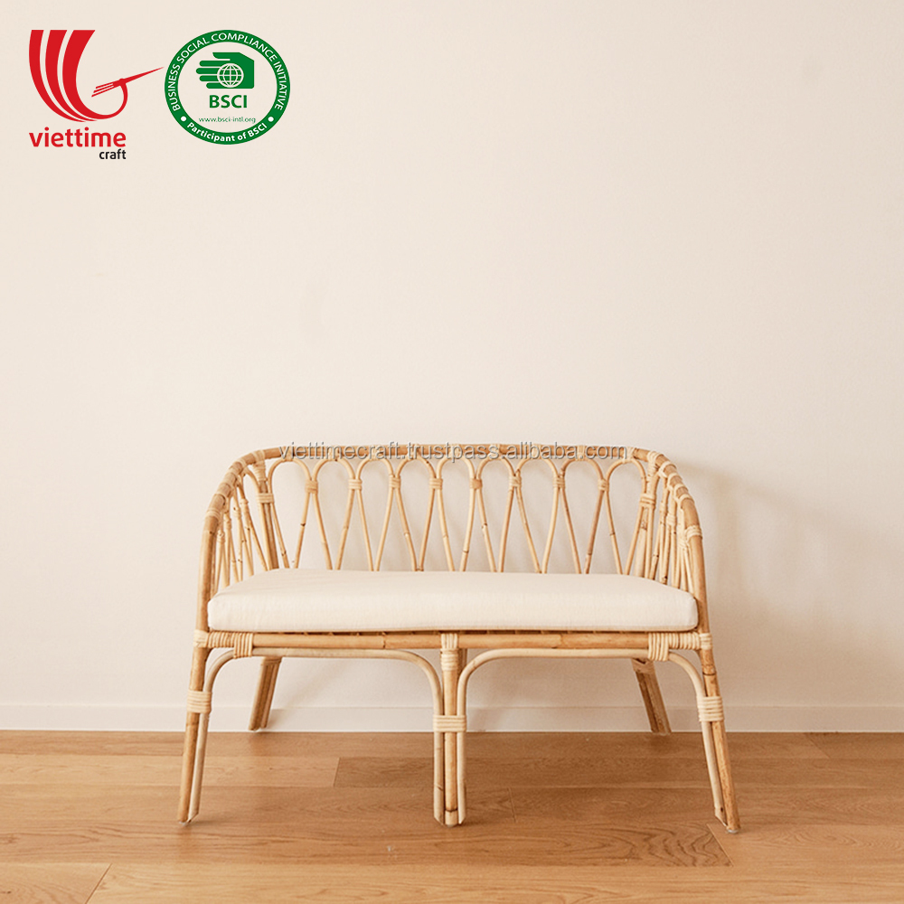 Groovy Classic Styled Rattan Long Bench Chair Wholesale Made In Vietnam Buy Rattan Bench Rattan Bench Seat Rattan Garden Bench Product On Alibaba Com Evergreenethics Interior Chair Design Evergreenethicsorg
