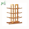 Christmas Counter top Wooden Wine Accessories 12 Bottle Holder Wine Rack
