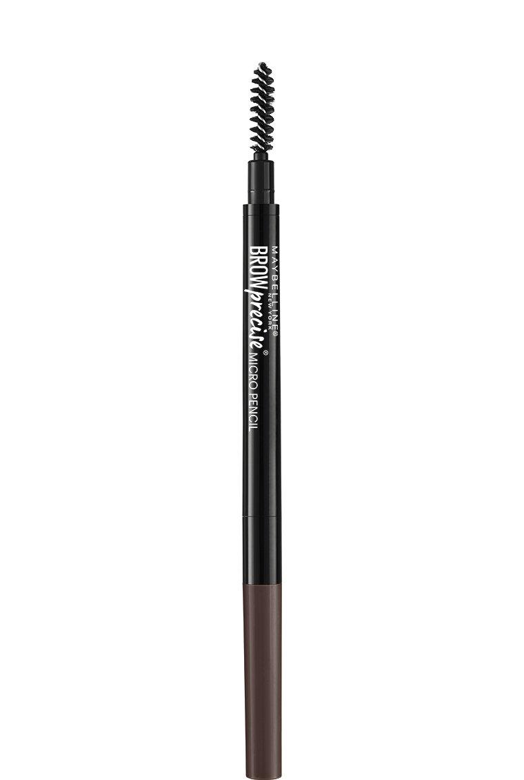 Maybelline Makeup Brow Precise Micro Eyebrow Pencil, Deep Brown Eye Brow Shade, 0.002 oz