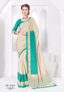 Alle Types Uniform Saree in groothandel sarees
