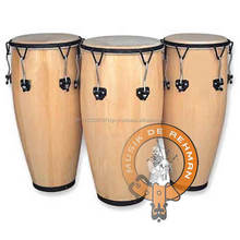 <span class=keywords><strong>Professionele</strong></span> Latin Percussie Houten Conga Drum Set