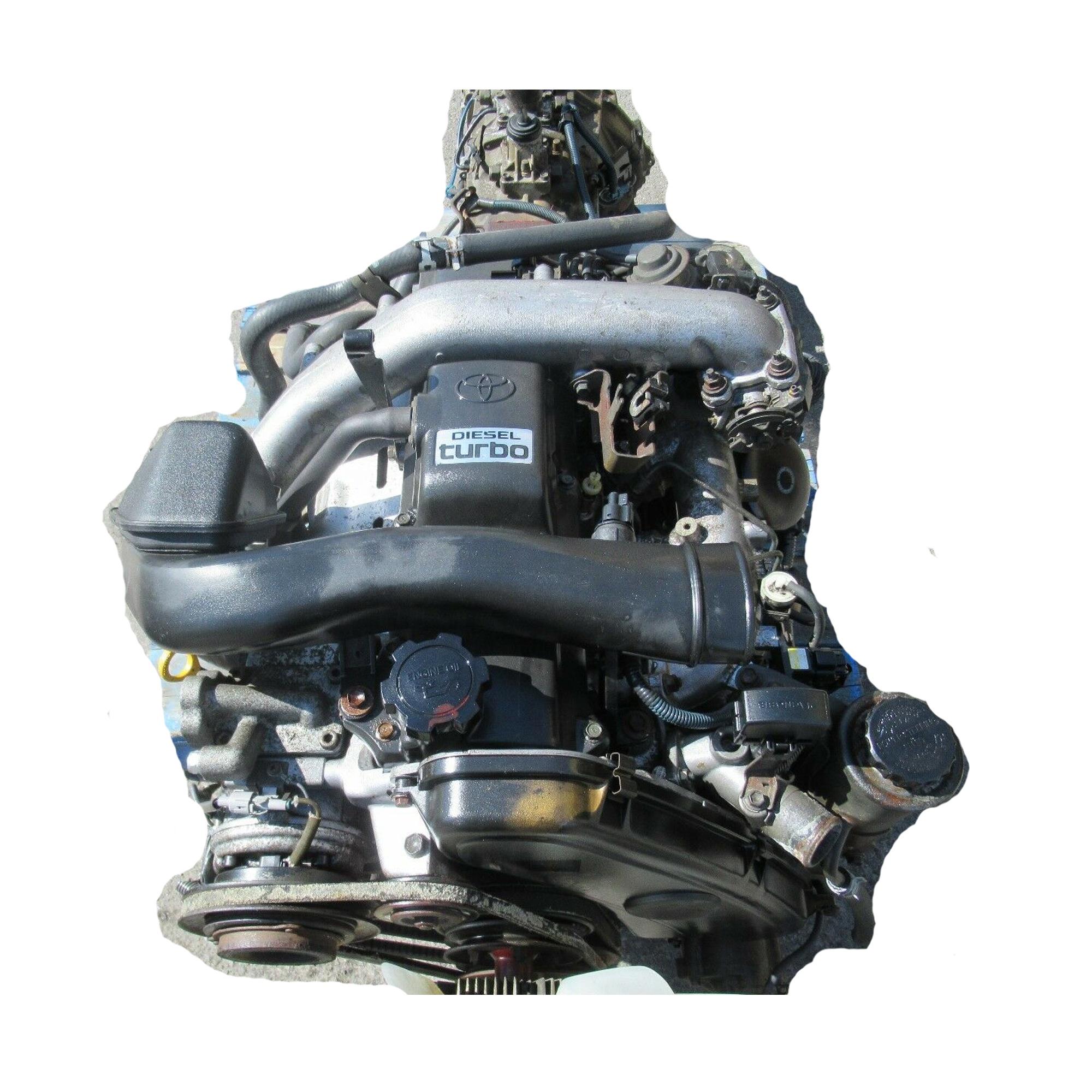 JDM ENGINE 1KZ /JAPAN MOTORES USADOS / JAPAN USED ENGINE