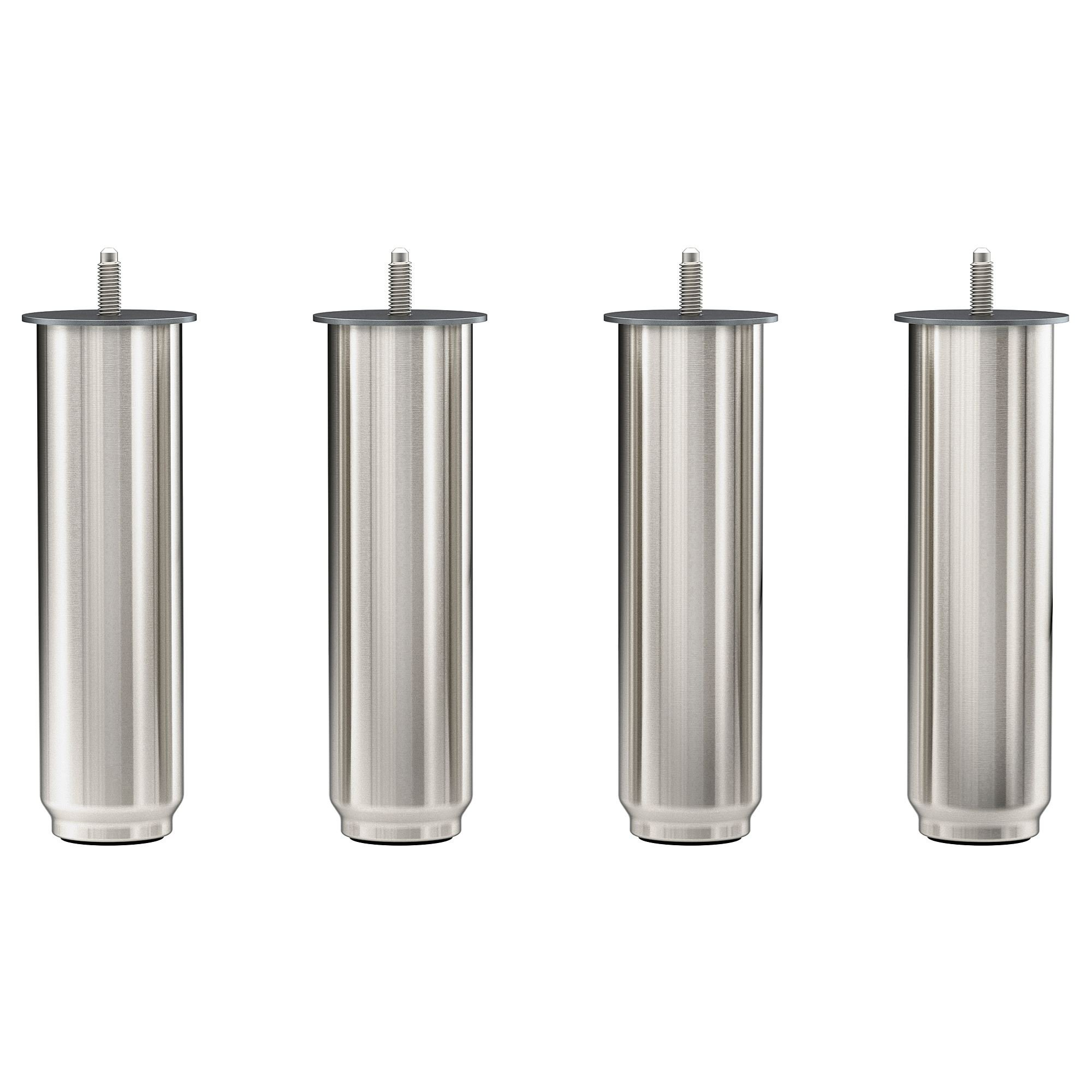 """IKEA NORSBORG 7 1/8"""" FURNITURE SOFA LEGS 