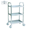Taiwan Made Durable Stainless steel cleanroom trolley