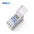 YIKA THC 220V 110V 24V 12V Microcomputer digital time switch weekly programmable electronic timers Time Relay Control