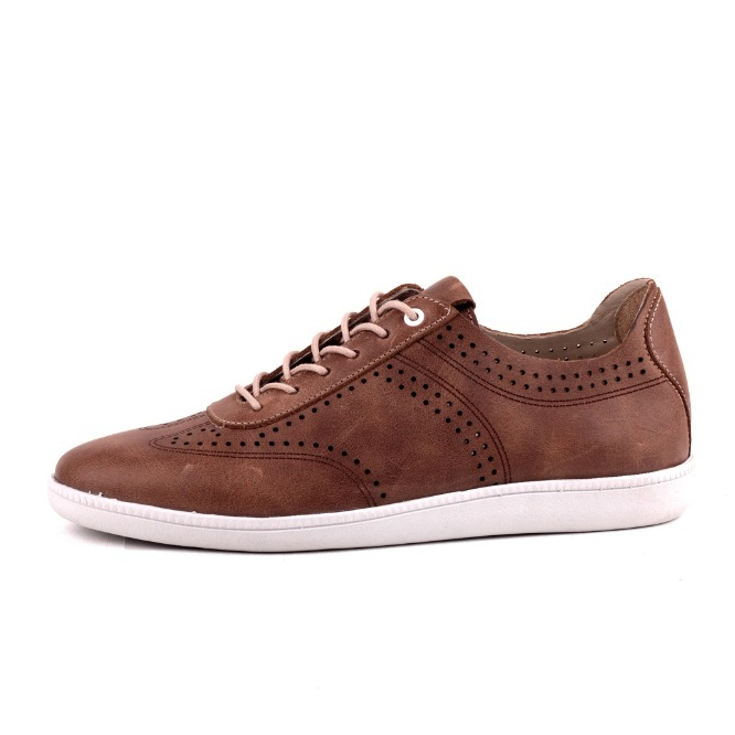 Shoes Leather Casual Leather 84715 Men Men 5IwSS8