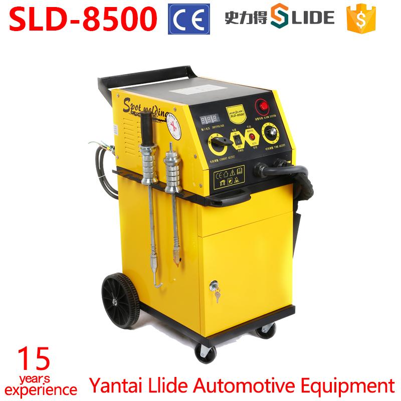 Car Body Repair Spot Welder Yantai Slide Sld-8500 Auto Body Spot Welder -  Buy Auto Body Spot Welder,Car Body Repair Spot Welder,Repair Spot Welder