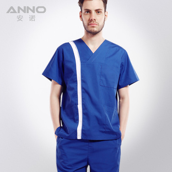 new coming hospital medical women uniform isolation suit 15SS002