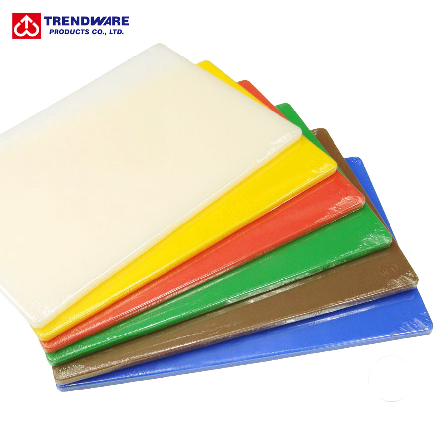 NSF Color Coded Kitchen PE Plastic Cutting Board from Trendware, View  chopping board, Trendware Product Details from TRENDWARE PRODUCTS CO., LTD.  on ...