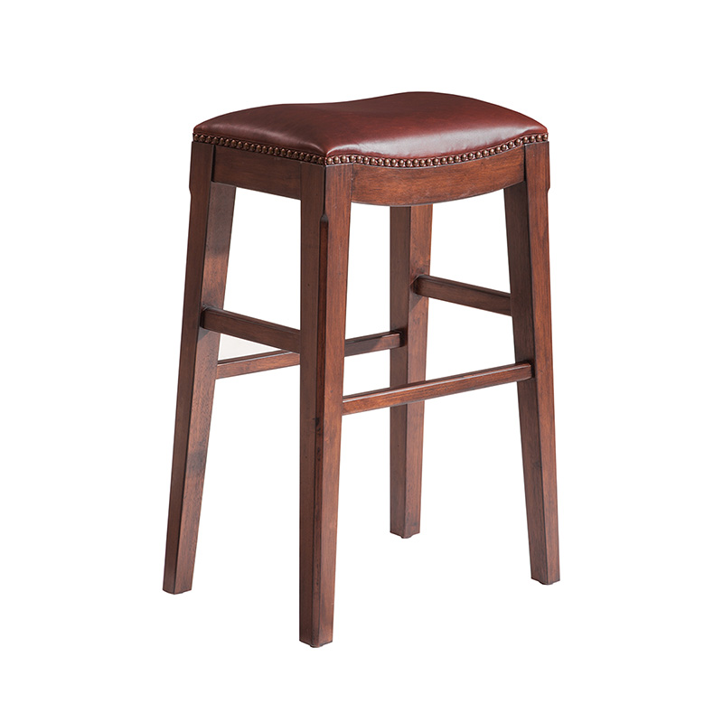 Magnificent Cheap Used Bar Stools Bar Chairs Genuine Leather Surface Wooden Stools Buy Genuine Leather Surface Wooden Stools Wooden Stools Cheap Used Bar Stools Inzonedesignstudio Interior Chair Design Inzonedesignstudiocom