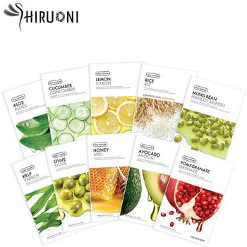 OEM/ODM Facial Mask brand customization, Real Nature Masks(Aloe, Cucumber, Lemon, Rice, Honey, Avocado, Pomegranate & More)