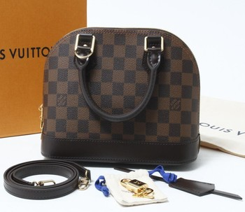 fa530ce84aeb Good quality Used LOUIS VUITTON M41221 Alma Damier Handbags for sale in bulk
