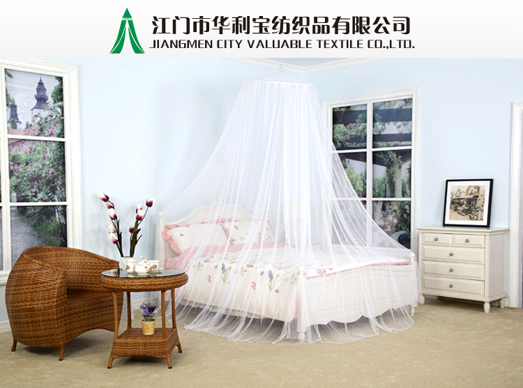 Top quality insecticide treated mosquito head net for fishing