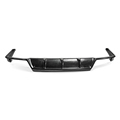 FRP Fiber Glass LF ZT Style Rear Diffuser (China Version) For Hyundai 9th Gen Sonata