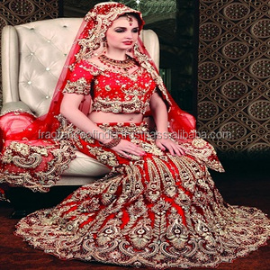 Designer Embroidered Indian Wedding Dresses ~ Bridal Dresses