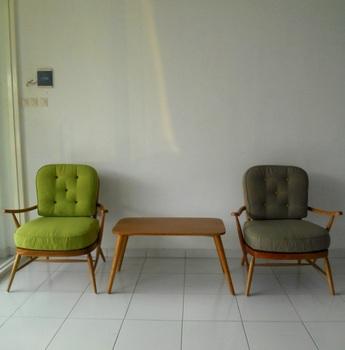 scandinavische meubels teak indoor patio stoel in set - buy teak
