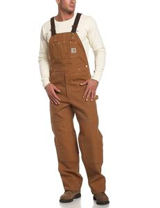 Workwear Duck Bib Overall with T-shirt (Uniform)