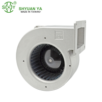 AC 140mm Motor Small Size 220V Centrifugal Industrial Suction Blower Fan