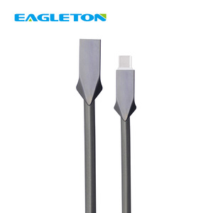 China factory new product arrow shape data line, usb cable for phone, data cable charging for Android