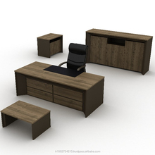Modern and top quality executive office desk furniture, Turkey
