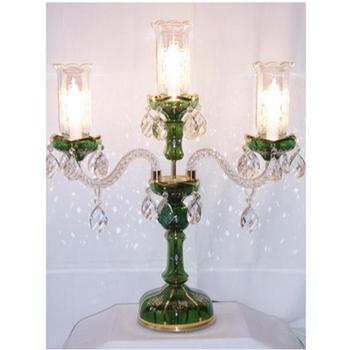 Glass Crystallamp Product Lamp Czech 3 Armed Handmade Buy Handmade Crystal on Lamp Lamp l1JK53ucTF