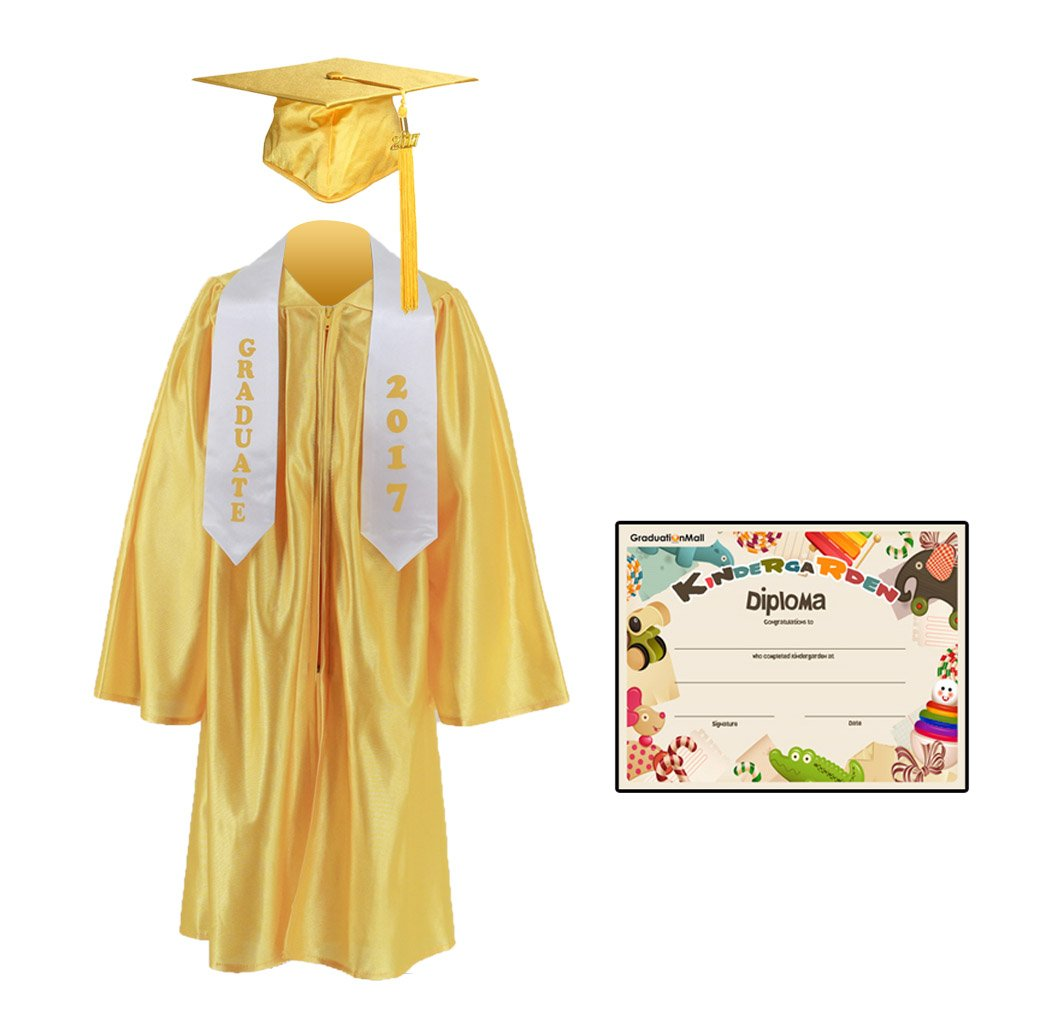 Cheap Graduation Gown For Kindergarten, find Graduation Gown For ...