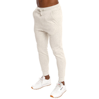 Custom Newest Workout Fitness Sweatpants Tight Slim Fit Gym Cotton