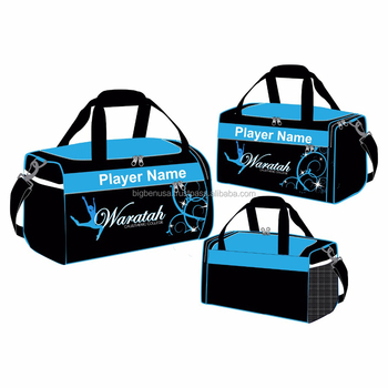 d2dc0f48fb OEM Custom Printed gym bag for team dealers, importers, distributors