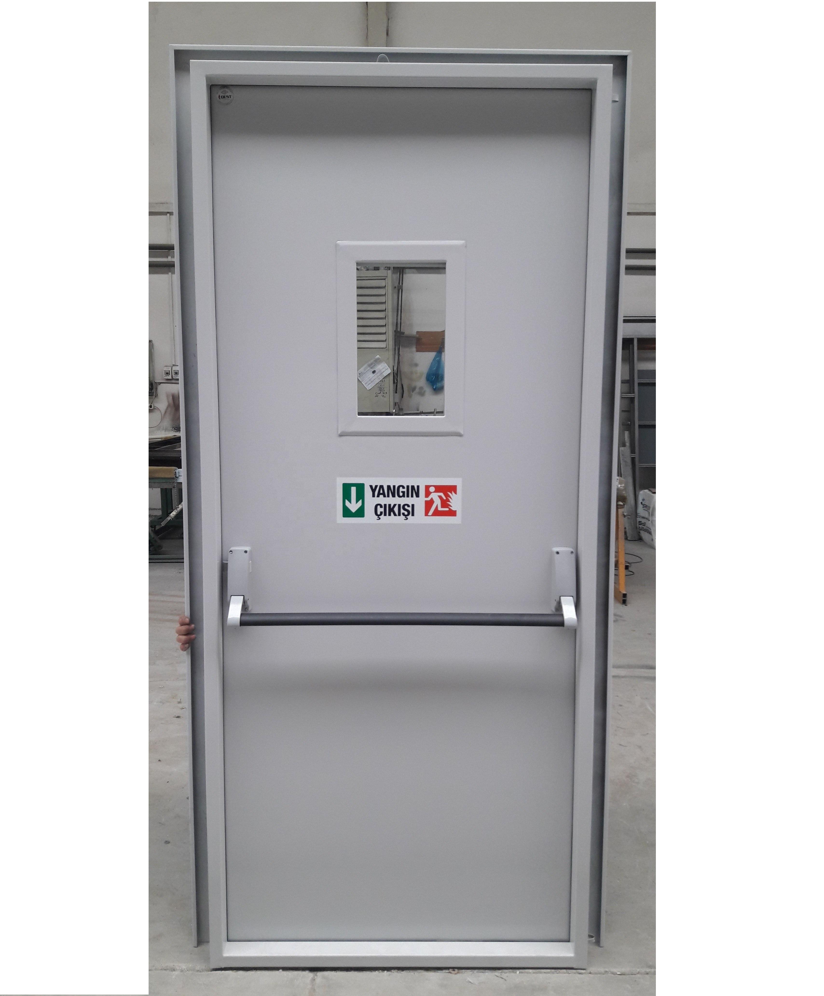 Fire Rated Door Fire Exit Door Emergency Exit Door With Glass Buy Fire Door Fire Rated Door With Vision Panel Emergency Exit Door Product On Alibaba Com