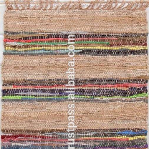 Jennings Leather Stripe Rugs