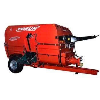 16 M3 Horizantal Feeder Mixer Wagon - Buy Feeder Mixer,Tmr,Silage Product  on Alibaba com