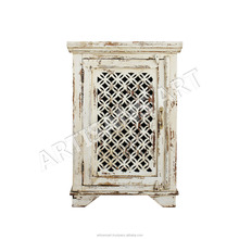 Vintage Antique hand carved Wooden cabinet, Antique Reproduction Furniture, Carving Furniture