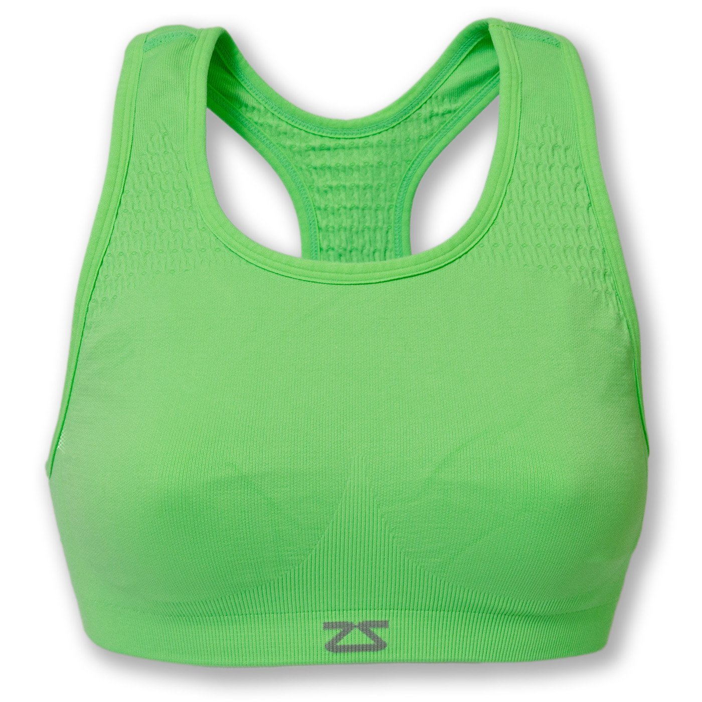 8a624761b30ca Get Quotations · Zensah Seamless Sports Bra - Best Sports Bra For Running
