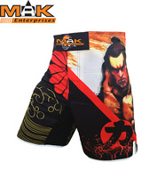 Top quality Fight Shorts UFC MMA Grappling Short kick Boxing Mens