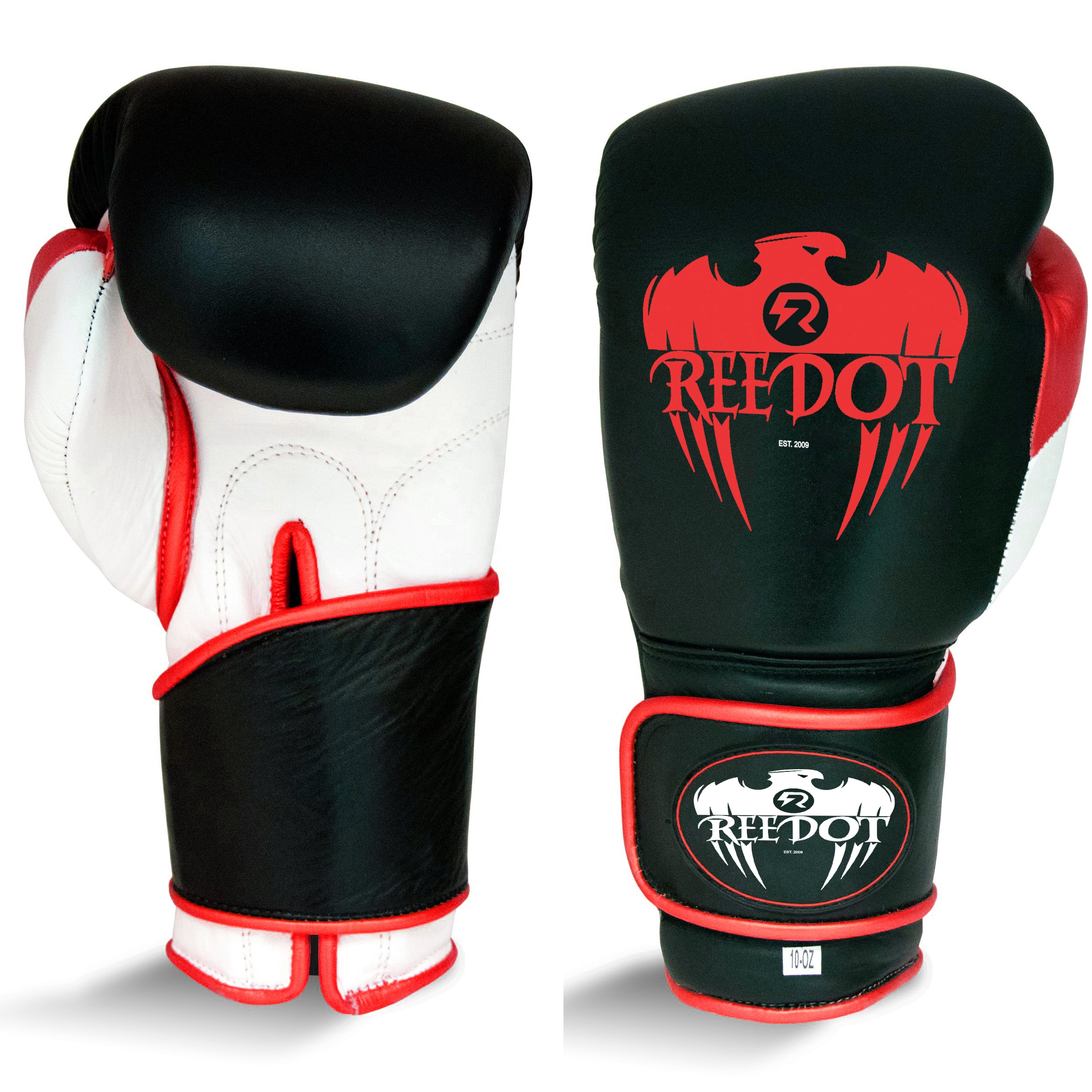 Superior Professional Sparring Boxing Gloves Muay Thai Kickboxing gloves MMA PRO