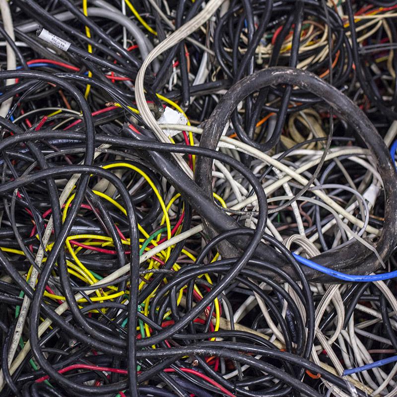 1 Insulated Copper Wire Cable Scrap - Buy #1 Insulated Copper Wire ...
