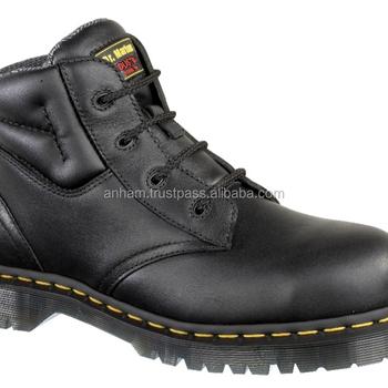 Punta de Acero MK Shoes Botas de Seguridad Unisex