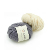 Charmkey super soft-feeling natural merino 50%wool 50%acrylic blend yarn bowl for knitting