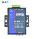 ZLAN5102-3 RS232 RS485 RS422 to TCP/IP LAN 2 wire ethernet converter industrial Serial Device Server