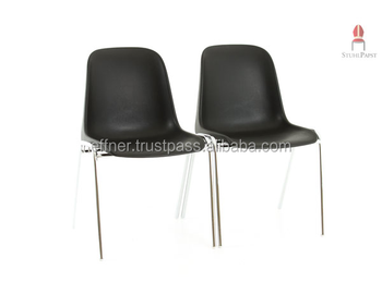 Superbe Len.a RV   Cheap Plastic Shell Chairs, Easy Care Stacking Chairs, Plastic