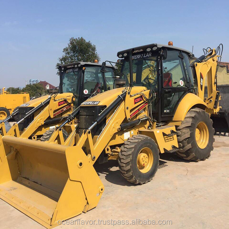 New caterpillar 420F II terne in vendita in Cina, nuovo originale gatto 420F made in USA
